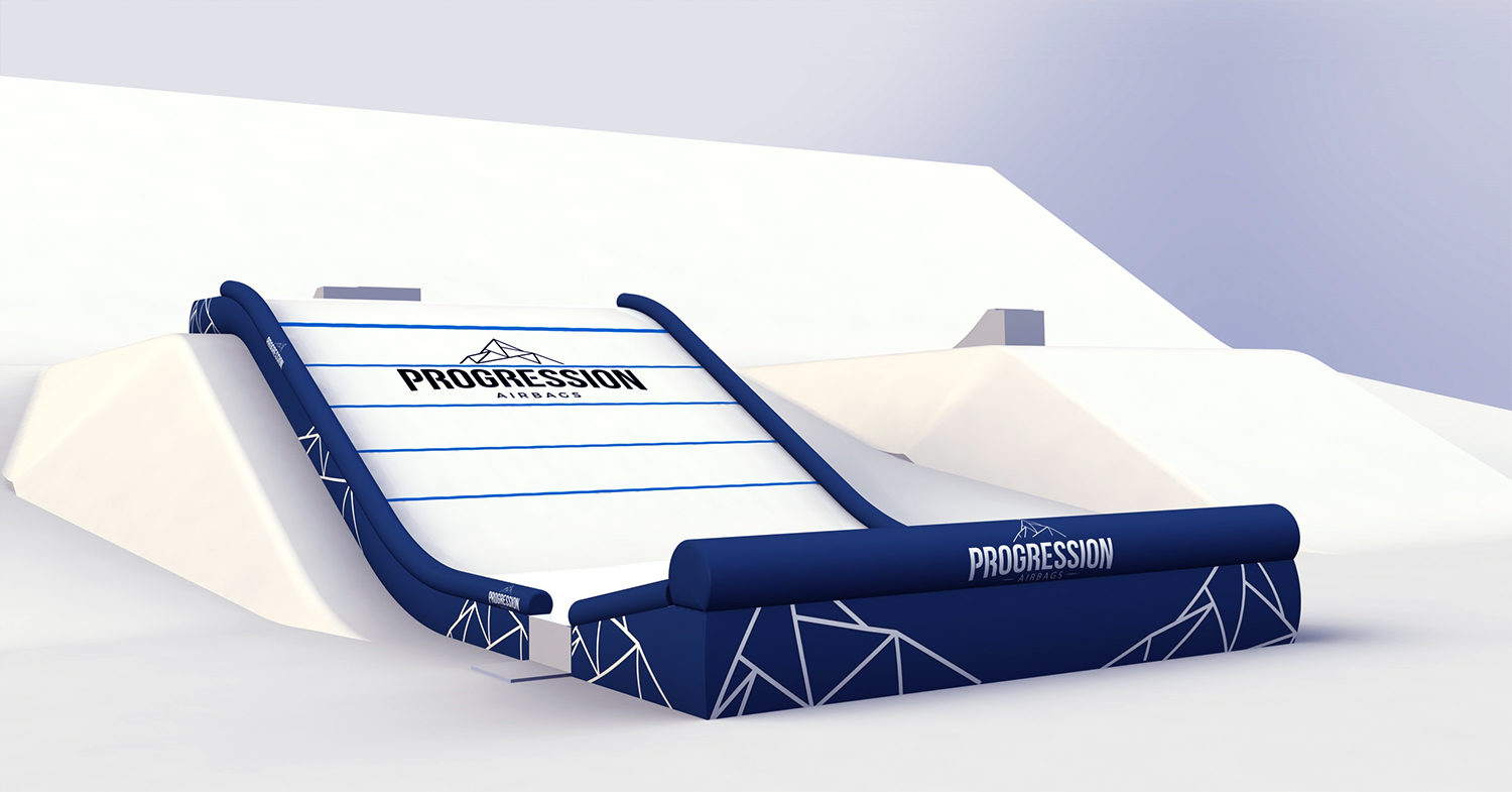 progression airbags the PAB landing bag XL gallery